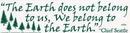 AzureGreen EBTHED The Earth Does Not Belong