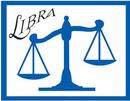 AzureGreen EBZLIB Libra Bumper Sticker