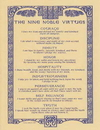AzureGreen EPNIN Nine Noble Virtues poster