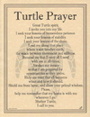 AzureGreen EPTURP Turtle Prayer