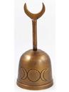 AzureGreen FB106C Moon altar bell 5