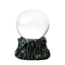 AzureGreen FC716 100mm Maiden, Mother Crone with Clear crystal ball