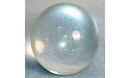 AzureGreen FC80 80mm Clear crystal ball