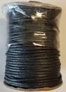 AzureGreen FCC1 Black Cotton cord 2mm 1yd