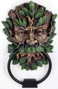AzureGreen FDG759 Greenman door knocker