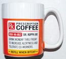 AzureGreen FM2880 Prescription mug