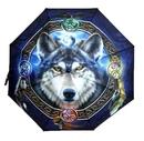 AzureGreen FU2796 Celtic Wolf umbrella