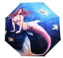 AzureGreen FU2801 Aurellia Mermaid umbrella