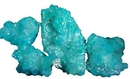 AzureGreen GCQZT5 5# Quartz cluster with Turquoise color