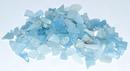 AzureGreen GCTAQUB 1 lb Aquamarine tumbled chips 6-8mm