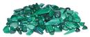 AzureGreen GCTMALB 1 lb Malachite tumbled chips 5-8mm