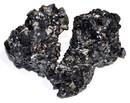 AzureGreen GFTOUB3S 3# Tourmaline, Black specimen