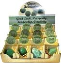 AzureGreen GGBAVEG12 Aventurine, Green gift box (set of 12)