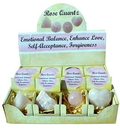 AzureGreen GGBRQ12 Rose Quartz gift box (set of 12)