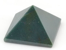 AzureGreen GPYBS 25-30mm Bloodstone pyramid