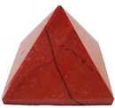 AzureGreen GPYJASR25 25-30mm Jasper, Red pyramid