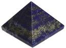 AzureGreen GPYLAP25 25-30mm Lapis pyramid