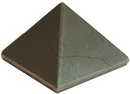 AzureGreen GPYPYR25 25-30mm Pyrite pyramid