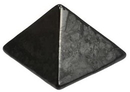AzureGreen GPYSHU25 25-30mm Shungite pyramid