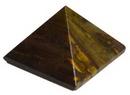 AzureGreen GPYTE25 25-30mm Tiger's Eye pyramid