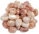AzureGreen GTCALRB 1 lb Red Calcite tumbled stones