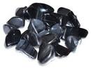 AzureGreen GTOBSRB 1 lb Obsidian, Rainbow tumbled