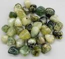 AzureGreen GTPRERB 1 lb Prehnite w Epodite tumbled stones
