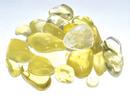 AzureGreen GTTOPLB 1 lb Topaz, Lemon tumbled stones