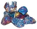 AzureGreen GUCHAB 1 lb Chacopyrite untumbled stones