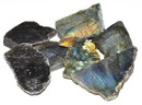 AzureGreen GULAB1B 1 lb Labradorite polished 1 side
