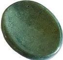 AzureGreen GWBLO Bloodstone worry stone
