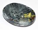 AzureGreen GWOPAB Opal, Blue worry stone