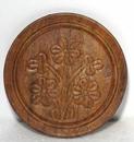 AzureGreen IBCOA Wooden Coaster 3