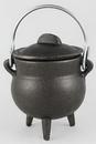 AzureGreen ICM3 Plain Cast Iron Cauldron 3