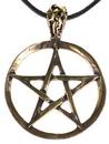 AzureGreen JB206 Pentagram bronze