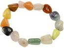 AzureGreen JBGMIX Mixed Stones bracelet