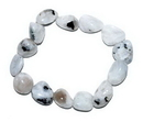 AzureGreen JBGRMS Rainbow Moonstone gemstone bracelet