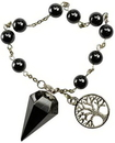 AzureGreen JBPHEM Hematite pendulum bracelet