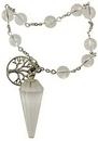 AzureGreen JBPQZ Quartz pendulum bracelet