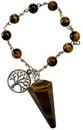 AzureGreen JBPTE Tiger's Eye pendulum bracelet