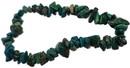 AzureGreen JCBCHR Chrysocolla chip bracelet