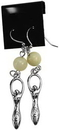 AzureGreen JEGMOO Moonstone Goddess earrings