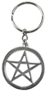 AzureGreen JKP Pentagram Key Ring