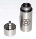 AzureGreen JME252 Ashes Chamber Pentagram