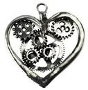 AzureGreen JSHEA Steampunk Heart