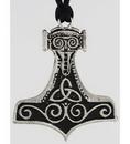 AzureGreen JTHOR Thor's Hammer w/ Celtic Knotwork