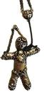 AzureGreen JVP769 Voodoo Doll pendant