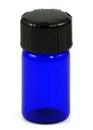 AzureGreen L1DB 5/8dr Bottles Blue Round