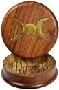 AzureGreen LWG3TM Triple Moon Herb Grinder 3