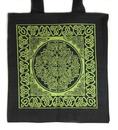 AzureGreen RB74KMG Celtic Knot Tote Bag
